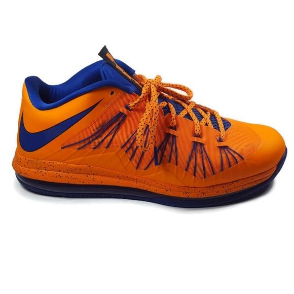 Nike Other - Nike Air Max LeBron X Low Knicks HWC 579765-800